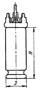 Конденсатор К50-3А, К50-3Б