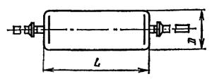 Конденсатор К75-10
