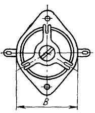 Конденсатор КПК-3