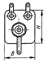 Конденсатор КТ2-22