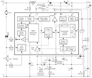 Рисунок 19. Схема подключения